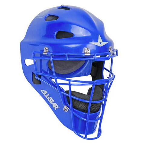 ALL STAR YOUTH PLAYER SERIES ROYAL CATCHER MASK