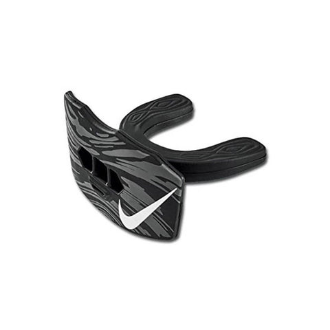 NIKE YOUTH GAME READY BLACK/WHITE LIP PROTECTOR