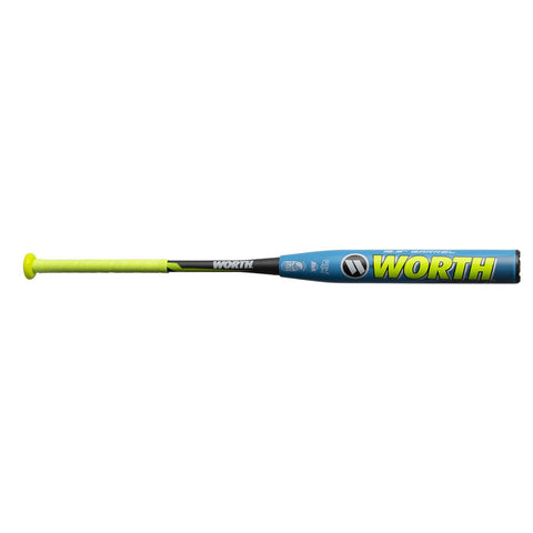 WORTH 2019 EST HYBRID XL 12.5 INCH BARREL USSSA SLOWPITCH BAT
