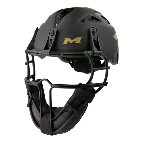 MIKEN GOLD SERIES PITCHER'S MASK