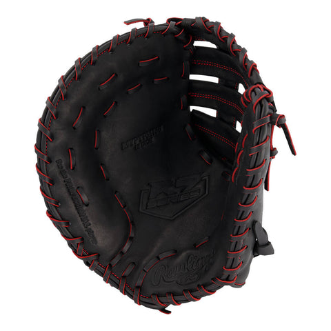 RAWLINGS R9 YOUTH PRO TAPER 12 INCH 1ST BASE GLOVE LEFT HAND THROW