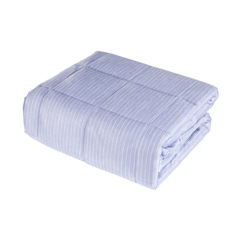 PUR SERNITY 15LB COOL BLUE WEIGHTED WINTERFRESH BLANKET