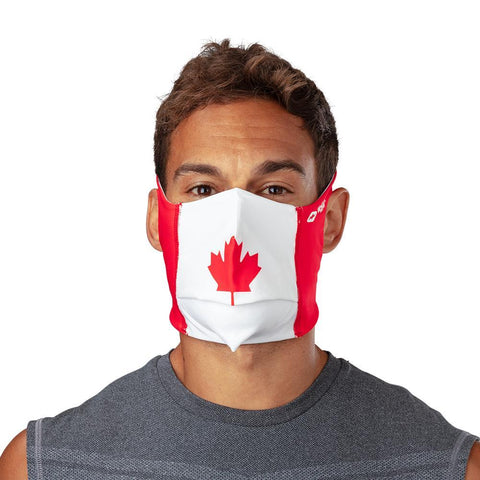 SHOCK DOCTOR PLAY SAFE ADULT FACE MASK (NON-MEDICAL) CANADA FRONT