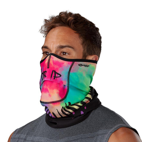 SHOCK DOCTOR PLAY SAFE ADULT FACE/NECK GAITER DRIP