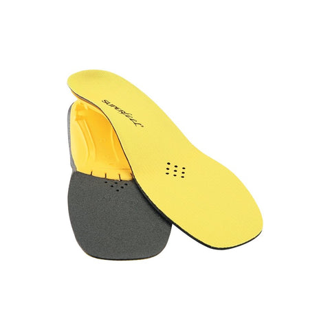 SUPERFEET PREMIUM INSOLE - YELLOW