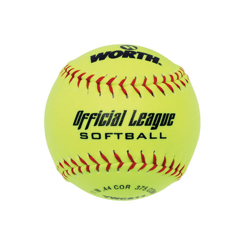 WORTH 11 INCH OPTIC RECREATIONAL SOFTBALL