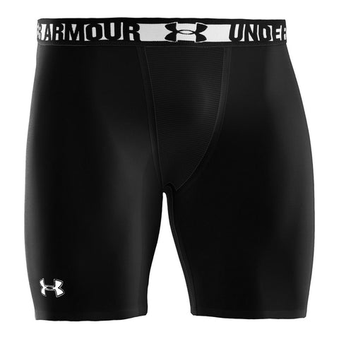 UNDER ARMOUR HG DYNASTY COMP SHORT BLK