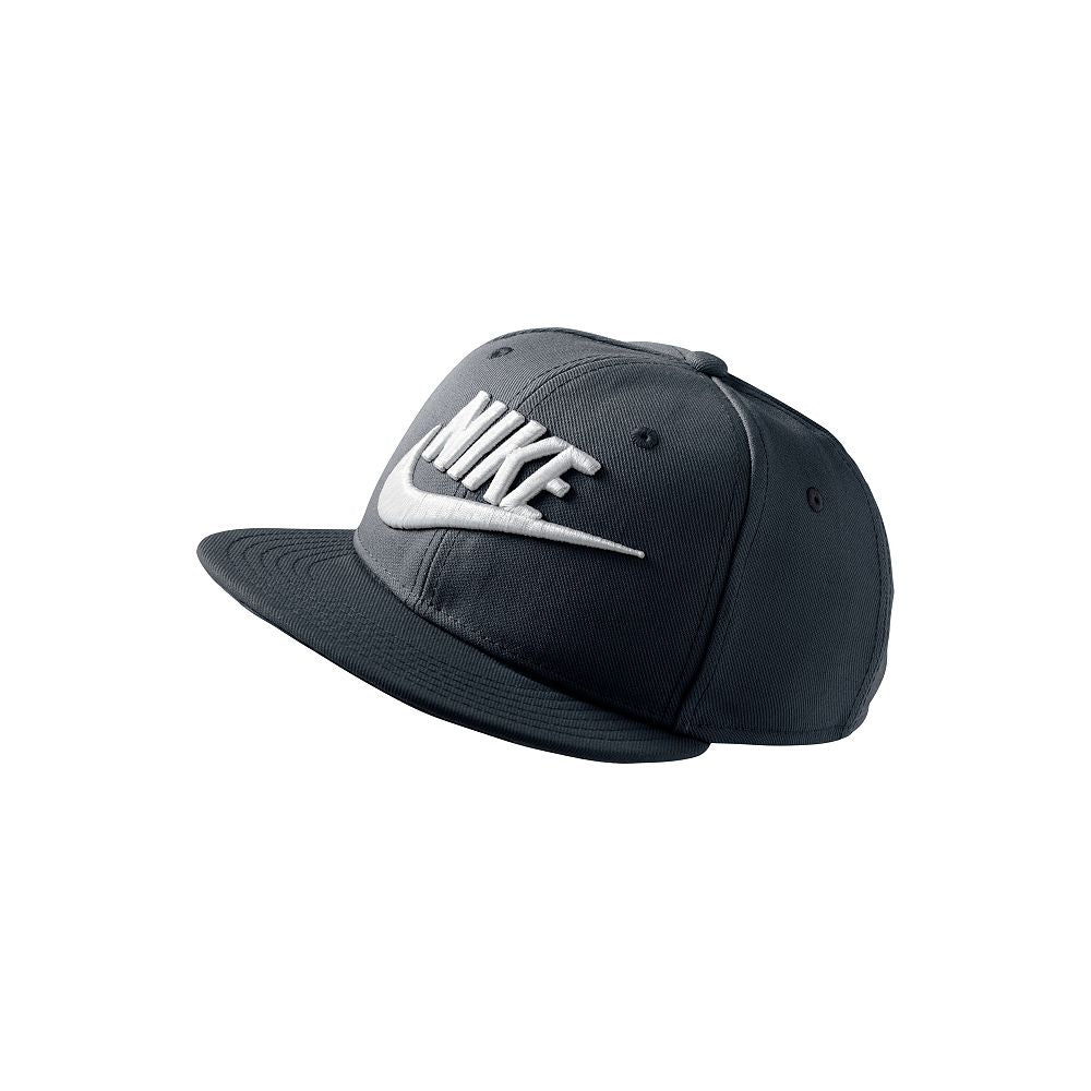 c02f9b805e6a34 NIKE BOY'S FUTURA TRUE SNAPBACK CAP BLACK – National Sports