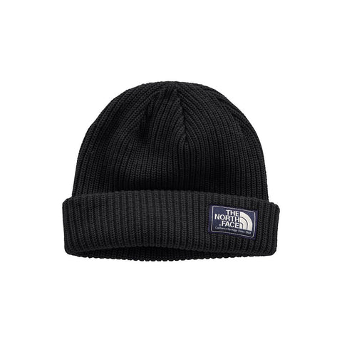 THE NORTH FACE MEN'S SALTY DOG BEANIE BLACK