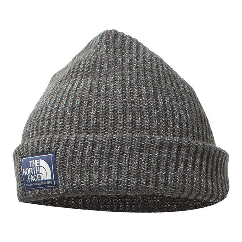 THE NORTH FACE MEN'S SALTY DOG BEANIE GREY