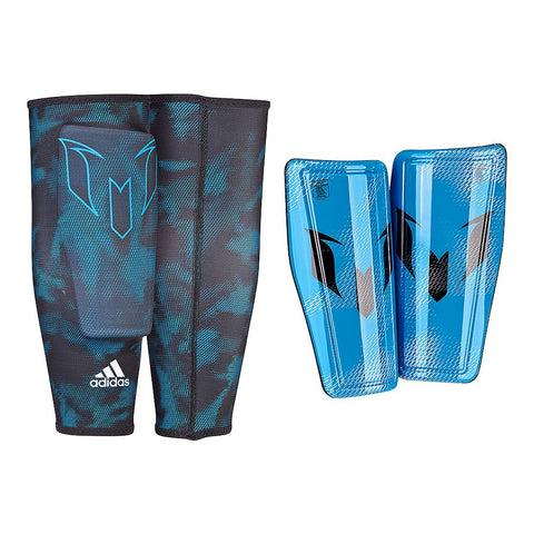 ADIDAS MESSI SHIN PRIME BLUE XL
