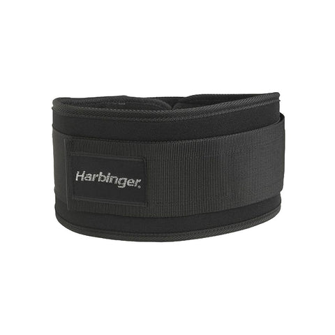 HARBINGER 5'' FOAM CORE BELT BLK SML