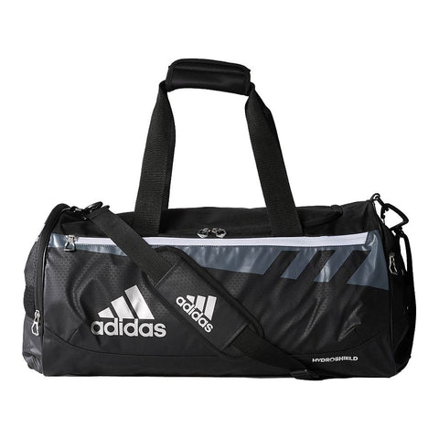 ADIDAS TEAM ISSUE DUFFEL BLACK