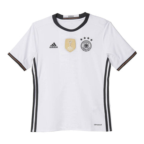 ADIDAS YOUTH GERMANY HOME REPLICA SOCCER JERSEY