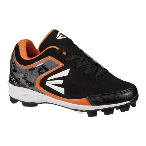 EASTON JUNIOR 360 LOW RM BLACK/CAMO BASEBALL CLEAT