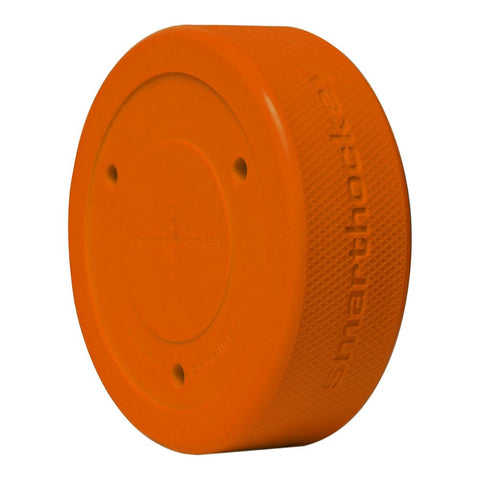 SMART HOCKEY PUCK ORANGE