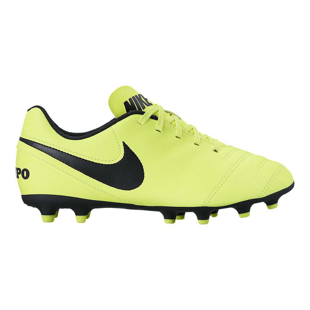 1fb14a3b5 NIKE JUNIOR TIEMPO RIO III FG SOCCER CLEAT – National Sports