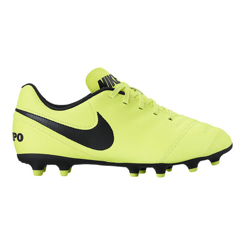 NIKE JUNIOR TIEMPO RIO III FG SOCCER CLEAT