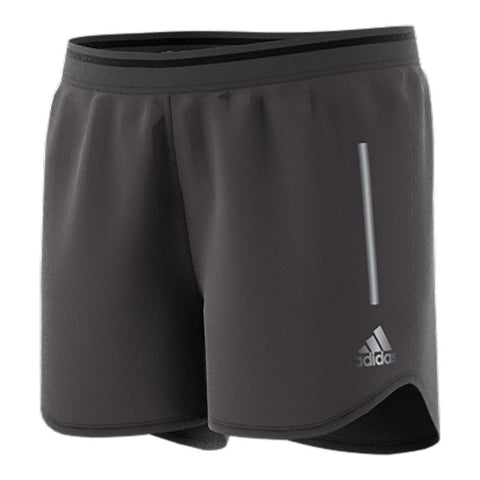 ADIDAS GIRLS' TRAINING COOL KNIT SHORT UTILITY BLACK