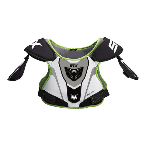 STX CELL 100 SHOULDER PADS SML