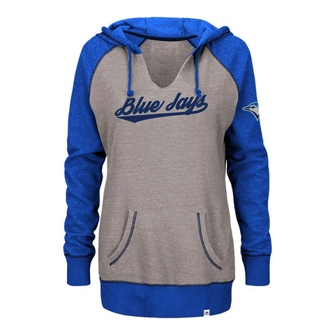 MAJESTIC L ABSOLUTE CONFIDENCE HOODY JAYS