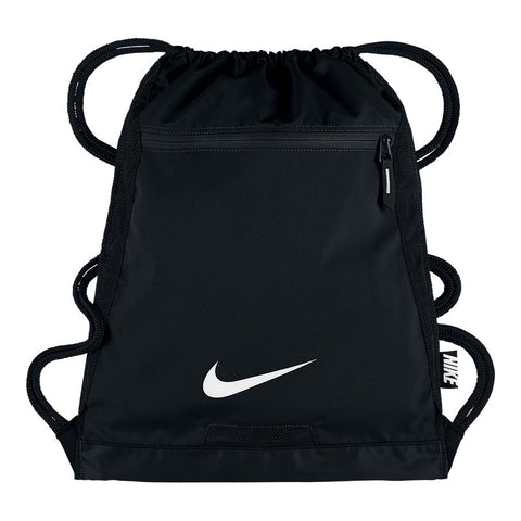 NIKE ALPHA GYM SACK BLACK