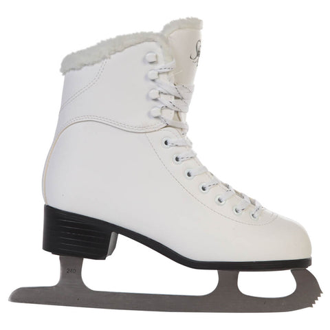 JACKSON GS180 SOFTBOOT WOMEN'S FIGURE SKATE WHITE