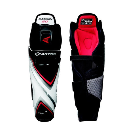 EASTON SYNERGY 60 SR SHIN GUARDS 16 INCH