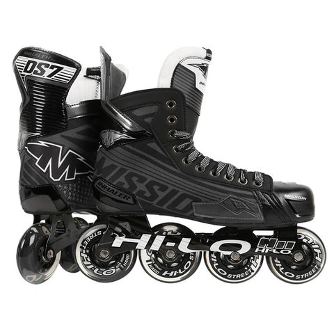 MISSION INHALER DS7 SR ROLLER HOCKEY SKATES