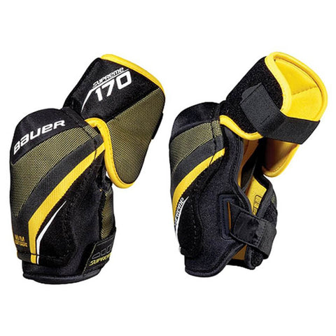 BAUER SUPREME 170 JR ELBOW PADS SMALL