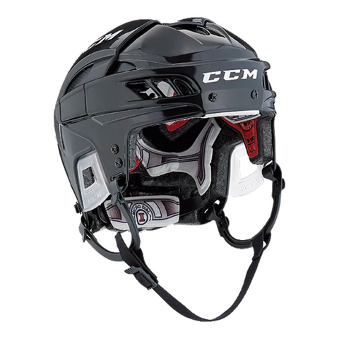 CCM FITLITE HOCKEY HELMET LARGE BLACK