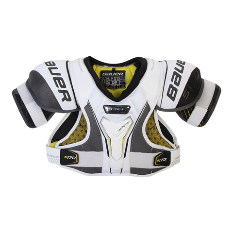 BAUER SUPREME S170 SR SHOULDER PADS