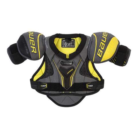 BAUER SUPREME S150 JR SHOULDER PADS