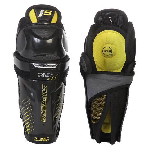 BAUER SUPREME 1S YTH SHIN GUARDS