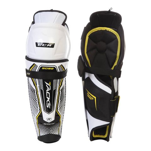 CCM TACKS 5092 SR SHIN GUARDS