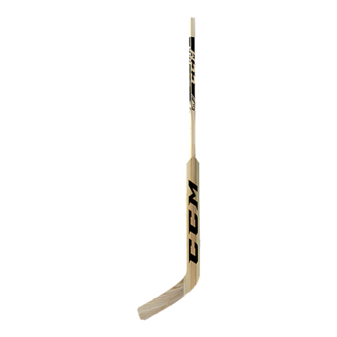CCM E-FLEX E3.5 SR GOALIE STICK LEFT 27 INCH  CLEAR/BLACK