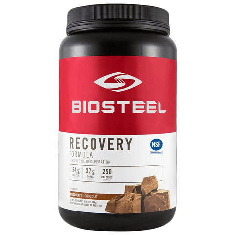BIOSTEEL RECOVERY FORMULA CHOCOLATE 1224G