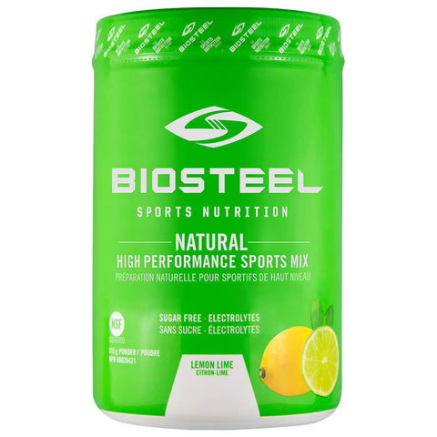 BIOSTEEL HPS MIX TUB LEMON LIME 315G