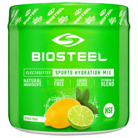 BIOSTEEL HPS MIX TUB LEMON LIME 140G