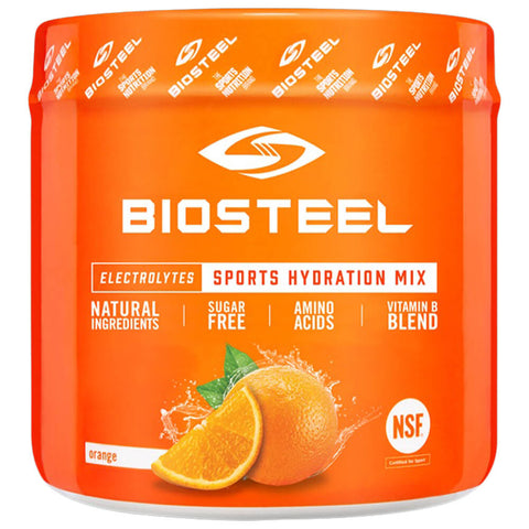 BIOSTEEL HPS MIX TUB ORANGE 140G