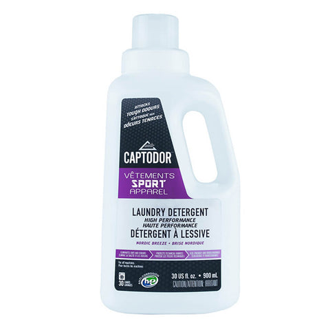 CAPTODOR LAUNDRY DETERGENT 900ML