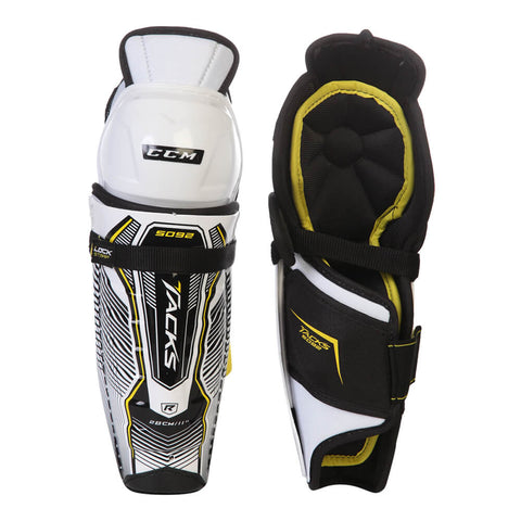 CCM TACKS 5092 JR SHIN GUARDS