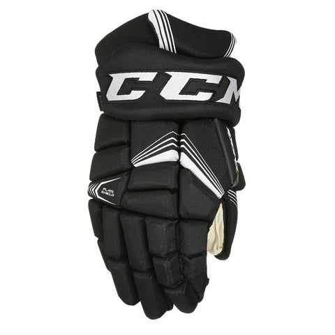 CCM 7092 JR HOCKEY GLOVES BLACK