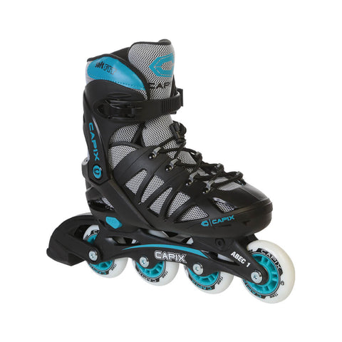 CAPIX H5 JR ADJUSTABLE INLINE SKATES SIZE 10-13