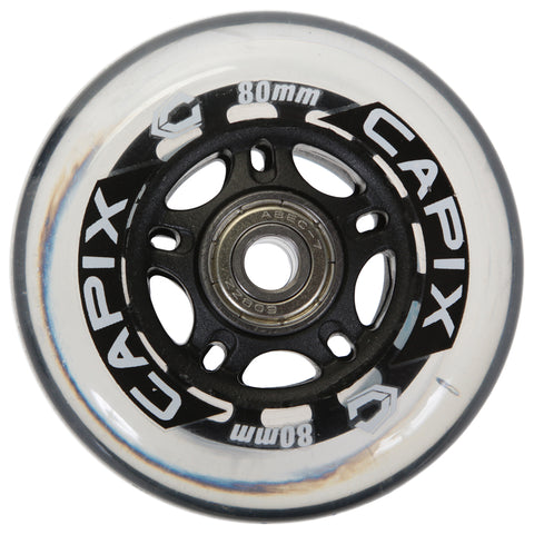 CAPIX 80MM REPLACEMENT WHEEL ABEC 7 8 PACK