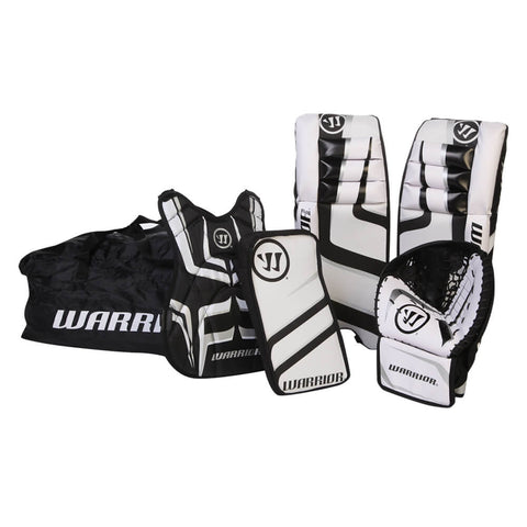 WARRIOR STREET HOCKEY GOALIE SET 24 INCH