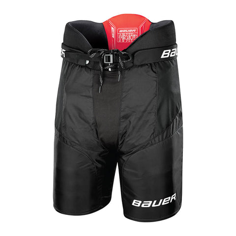 BAUER NSX SR HOCKEY PANTS BLACK