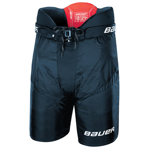 BAUER NSX JR HOCKEY PANTS NAVY