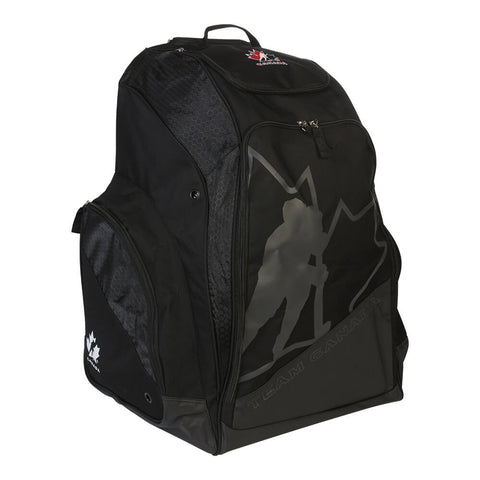 HOCKEY CANADA BACKPACK WHEEL HOCKEY BAG
