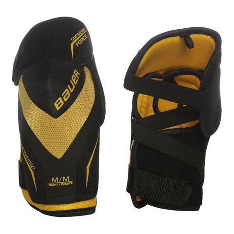 BAUER SUPREME FORCE SR ELBOW PADS